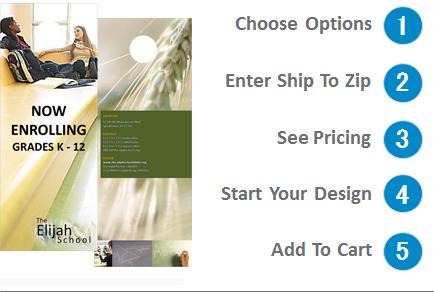 Design Door Hangers Online Unique Door Hangers Printing 4.25 X 11 Design Online Decorating Design