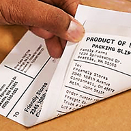 shipping label products