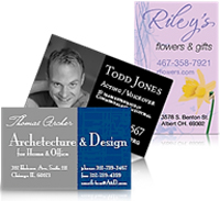 business card fundamentals