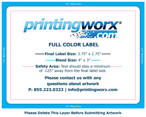 3.75 x 2.75 full color label template