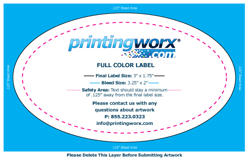 3 x 1.75 full color label template