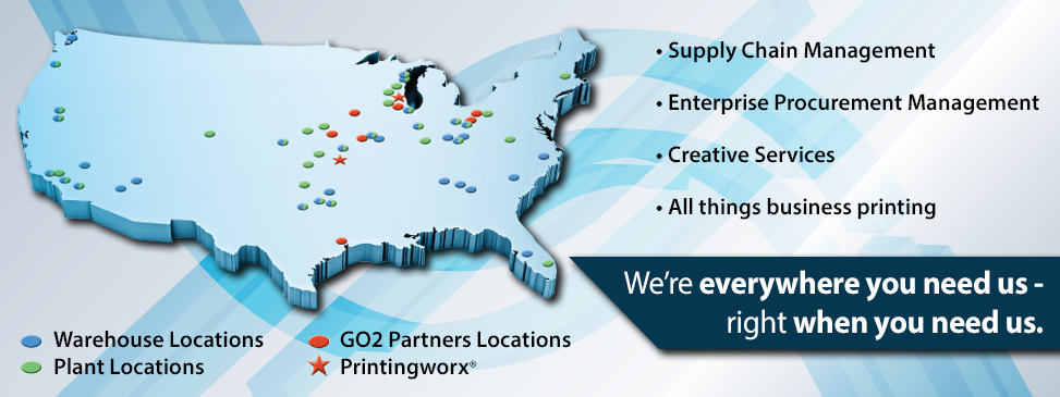 Printingworx locations