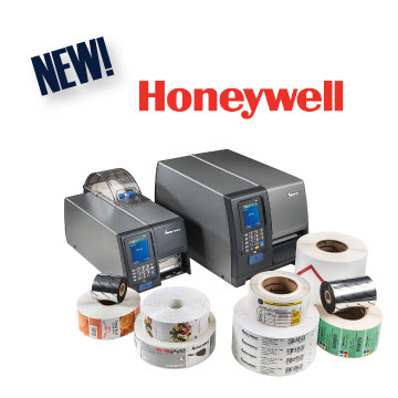New Honeywell Printers