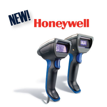 New Honeywell Scanners offered by Printingworx