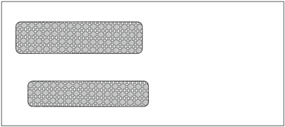 Check Envelopes Double Window No 9 PW-ENV-6